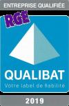 Notre certification RGE Qualibat - votre label de fiabilité