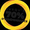 WeSun Intuitif 70ptc économie